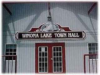 Winona Lake Town Hall